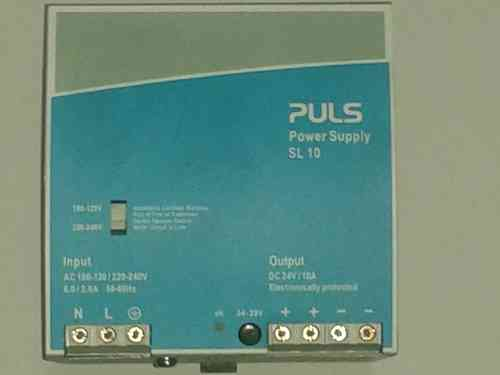 Puls Power Supply 10 A.