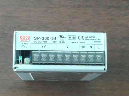 Mean Well Power Supply SP-300-24